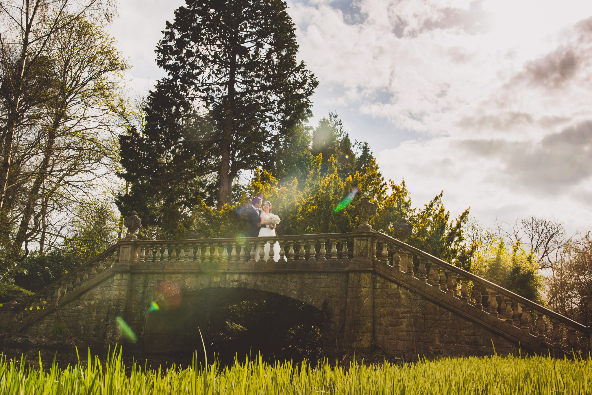 Heatherden Hall Pinewood Studios: Eppie & Anthony Chinese Wedding Photoshoot