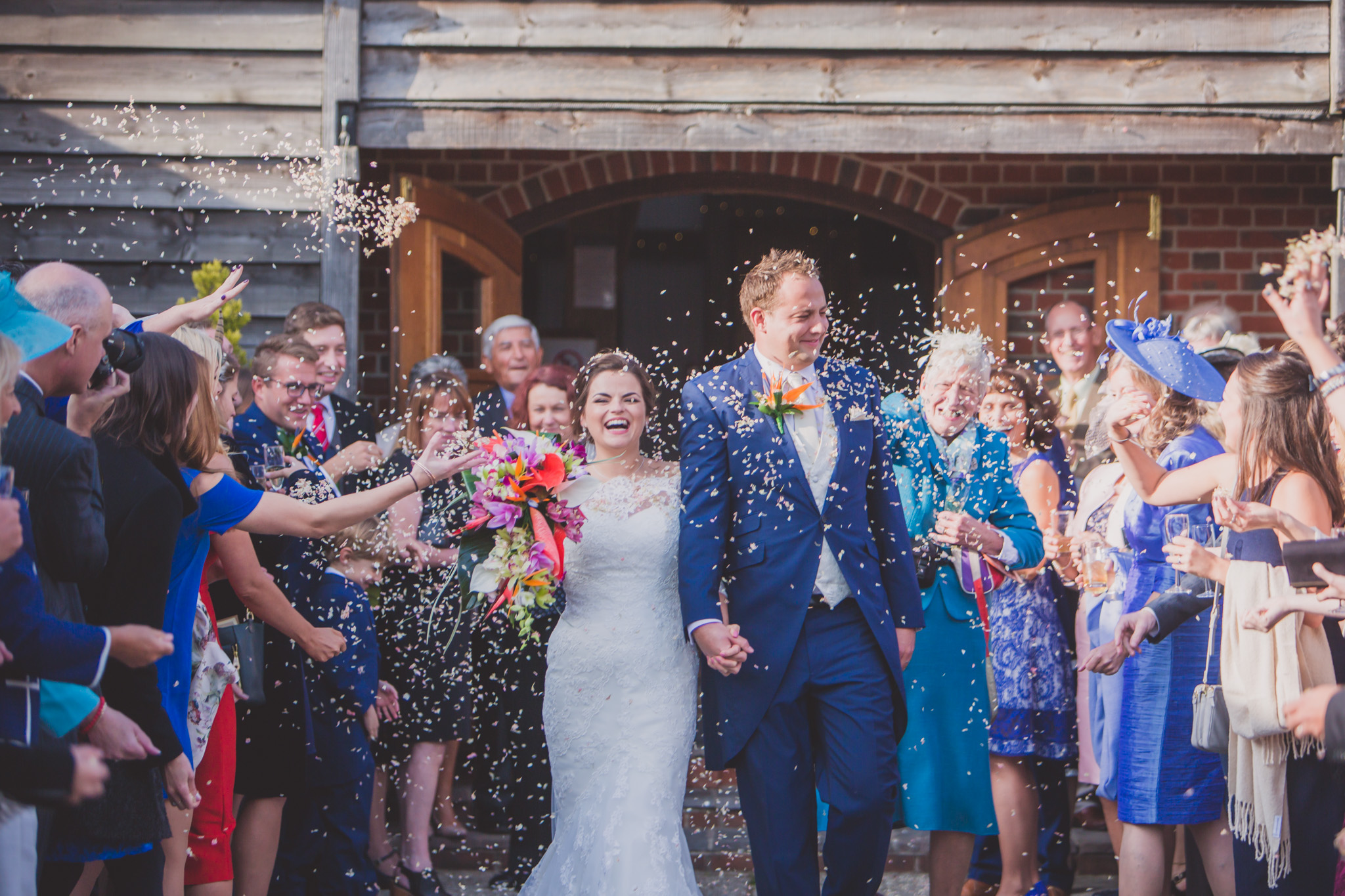 Pitt Hall Barn: Georgia & Pete Wedding Photoshoot