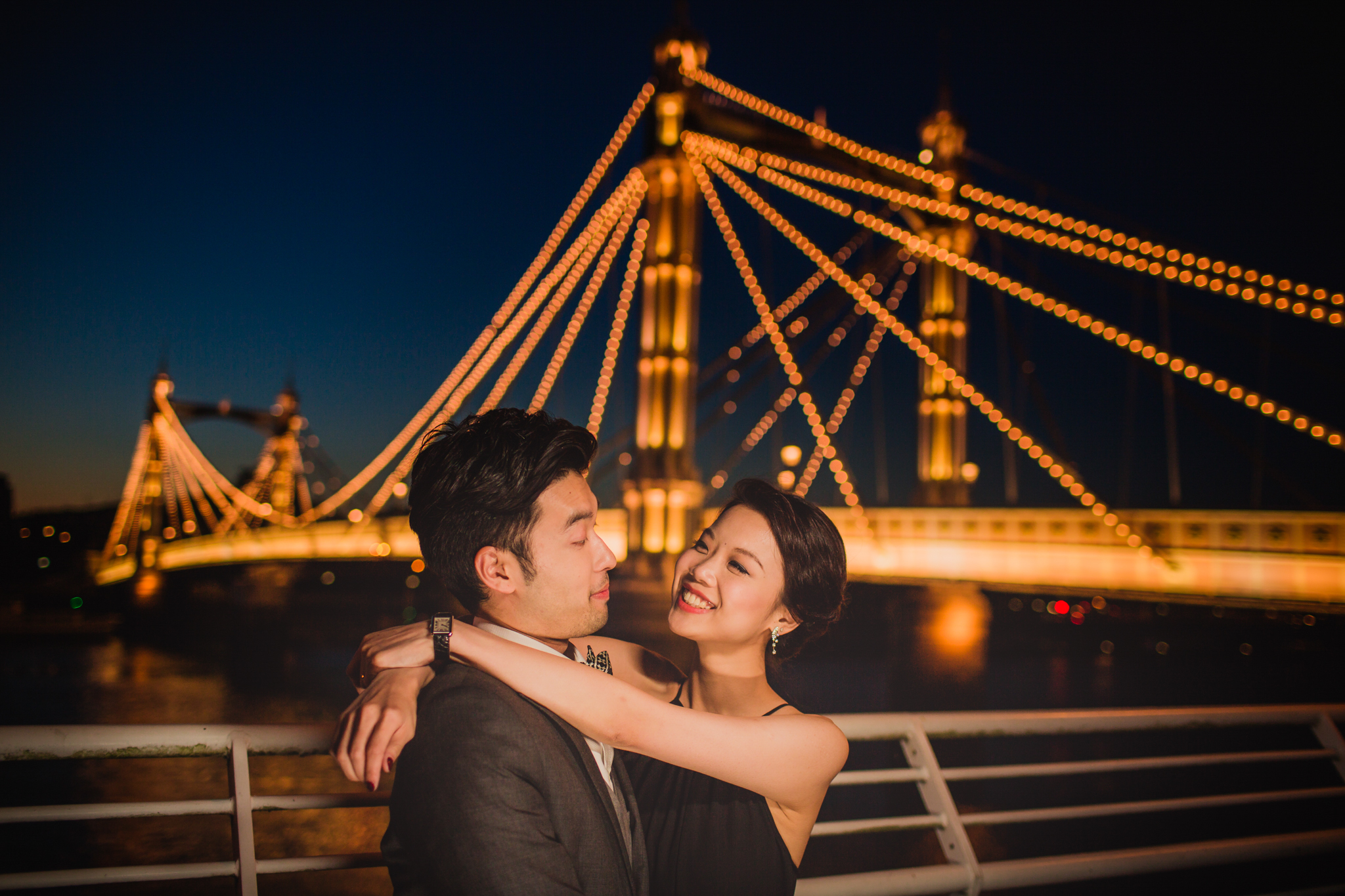 London Pre-Wedding Photoshoot: Davina & Roger