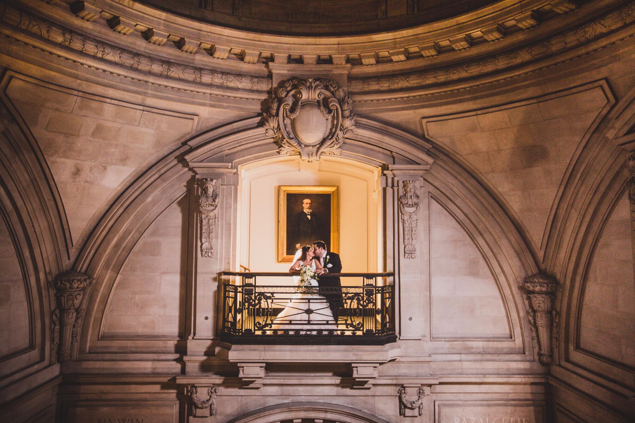 One George Street: Tina & Par Wedding Photoshoot