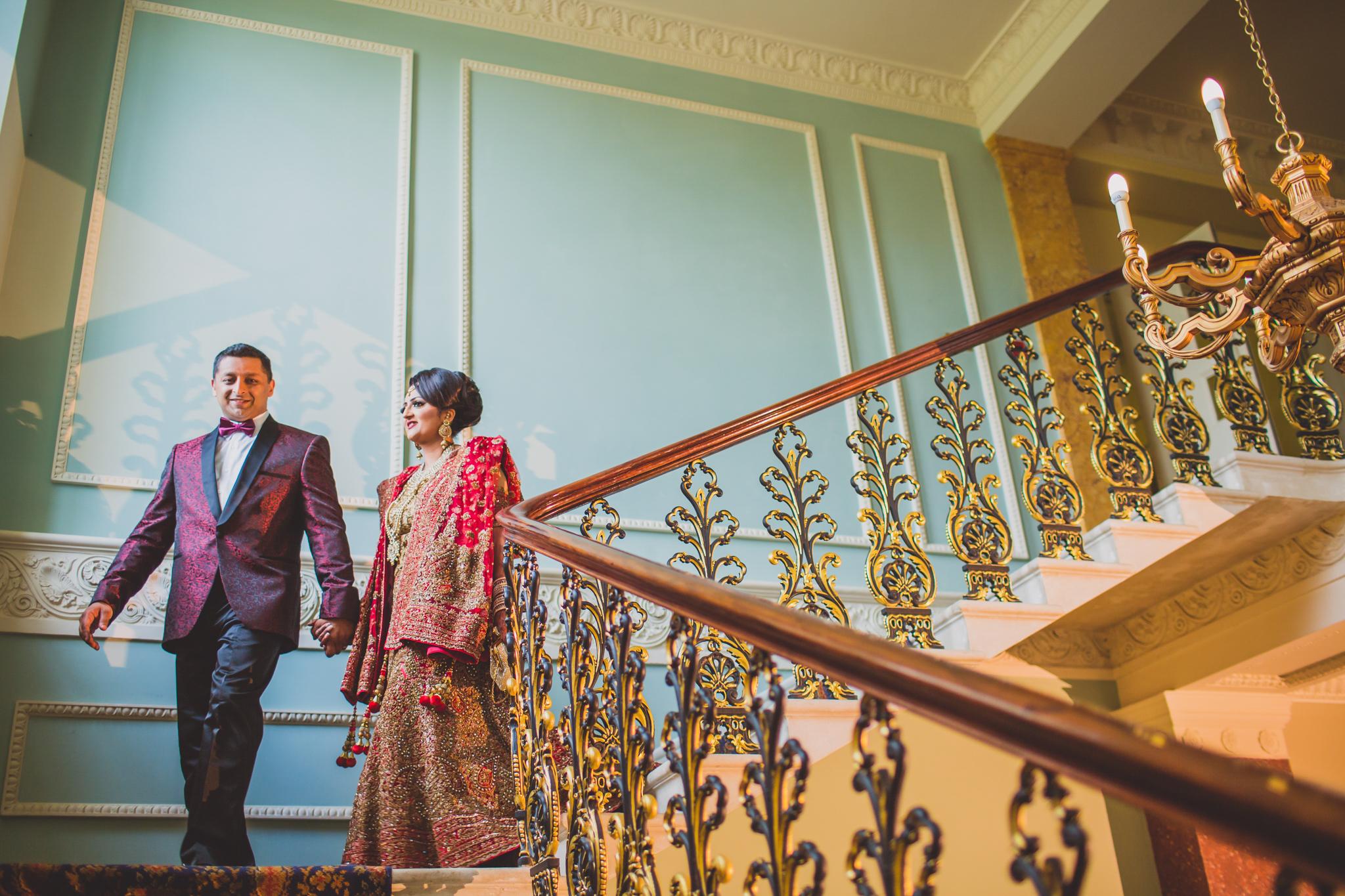 Hyland House: Hema and Bijal wedding photography