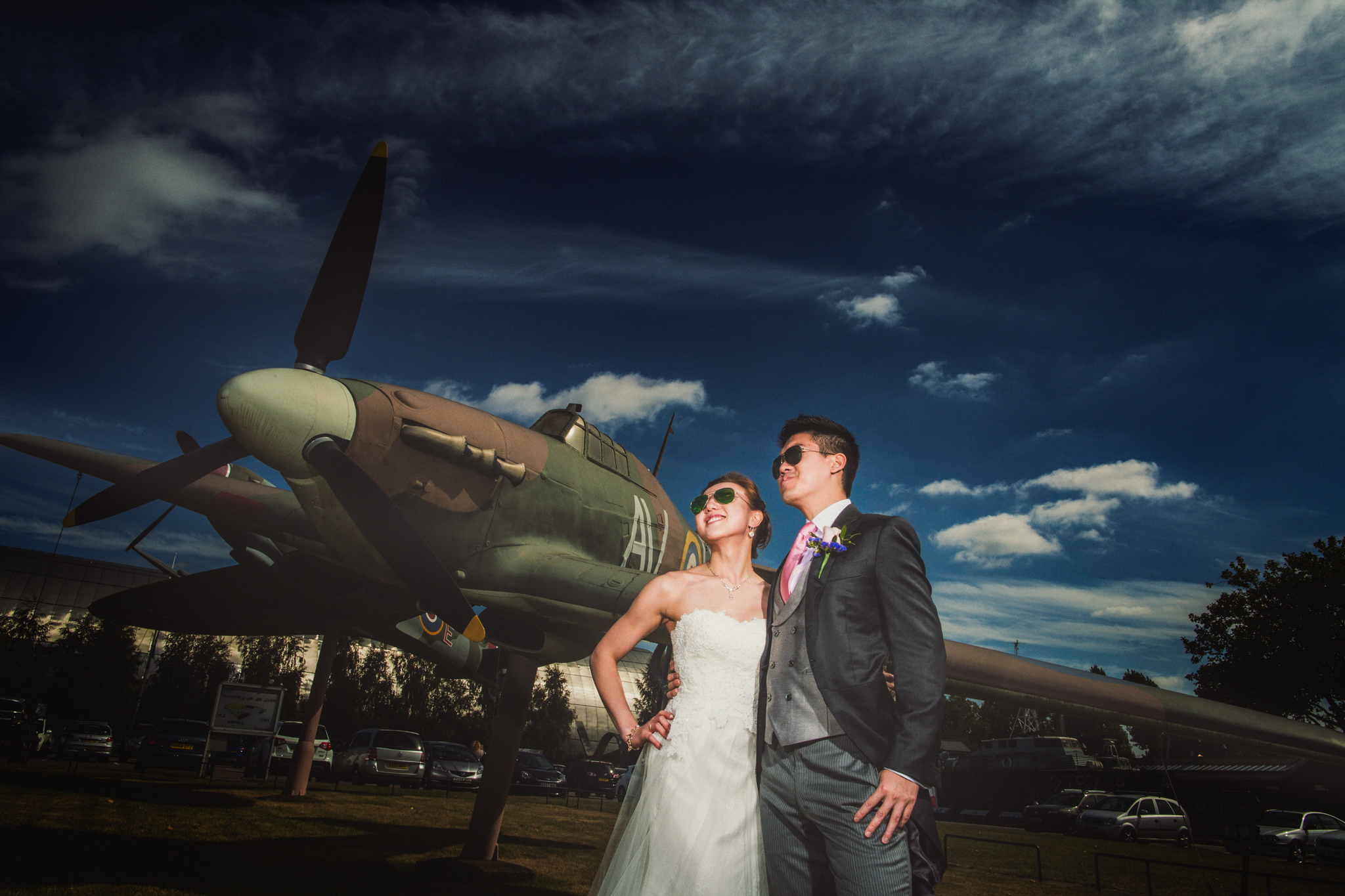 London: Jessie and Eugene Prewedding photography