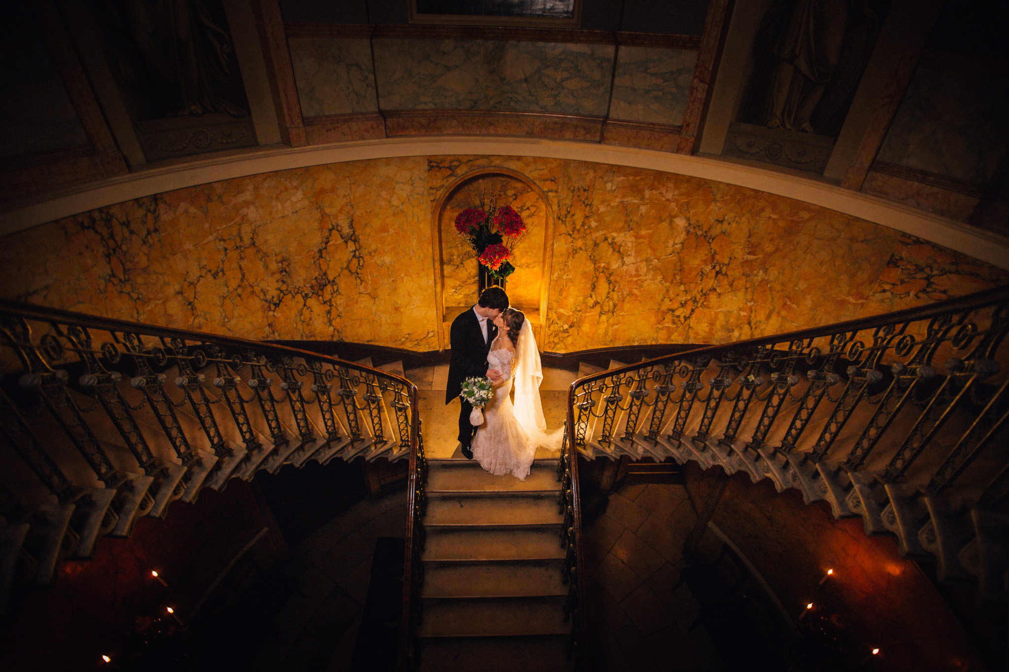 Home house wedding photography [Miruna + Tomas ]