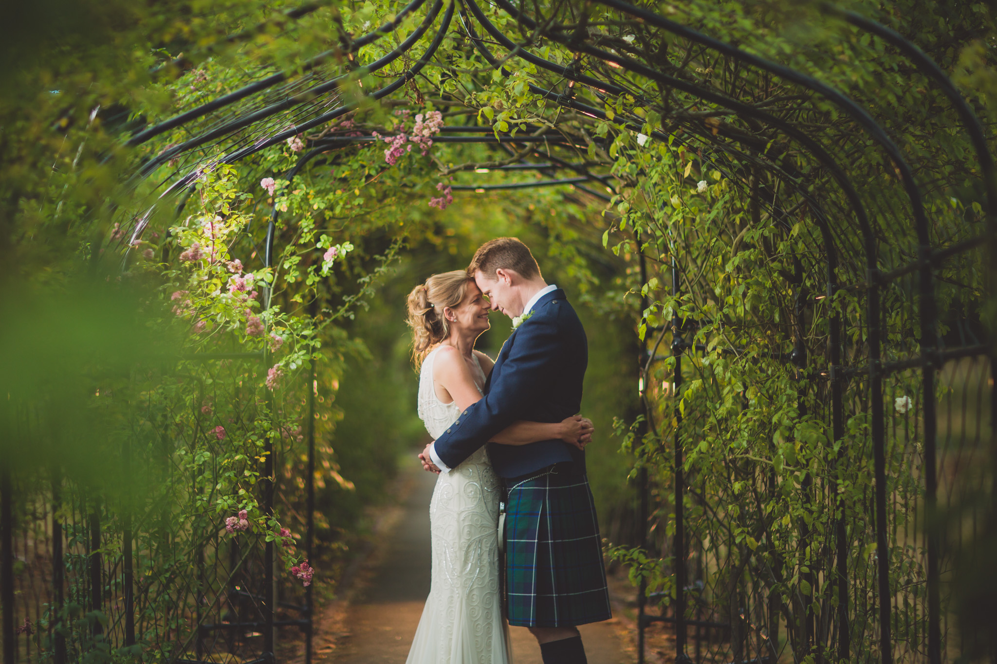 Nonsuch Mansion: Anne and David Wedding Photography