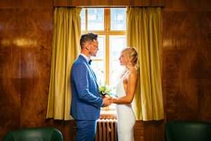 Hackney Town Hall & The Roost Dalston: Deirdre & Ben Wedding