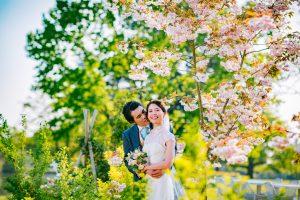 Stoke Place: Esther & Colin Wedding Photoshoot