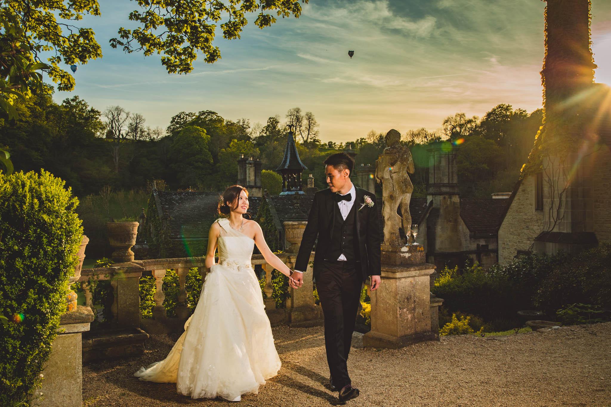 Combe Castle The Manor House: Stephanie & Alastair's Wedding