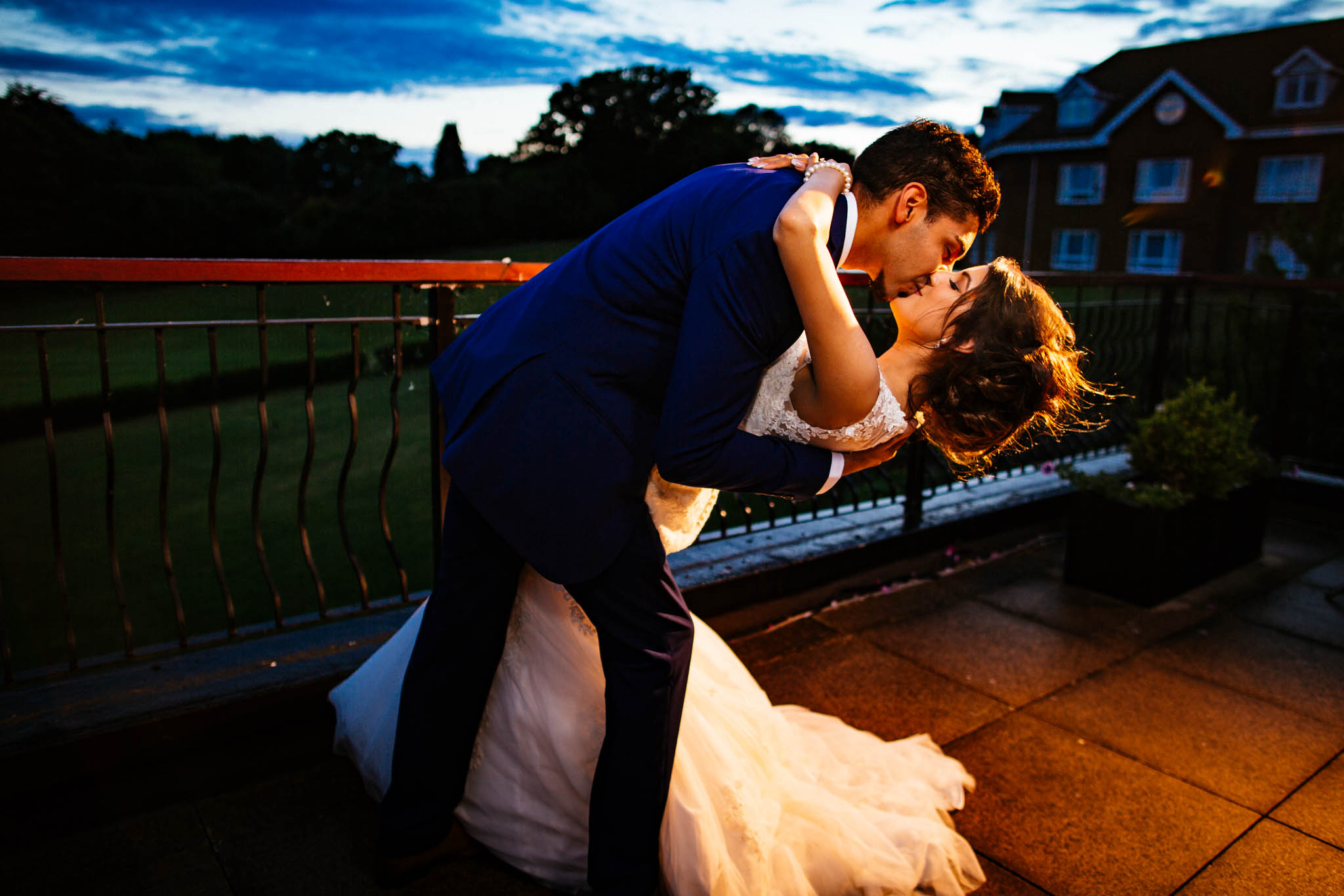 Stoke by Nayland Hotel : Chandni & Firoz Wedding Photo