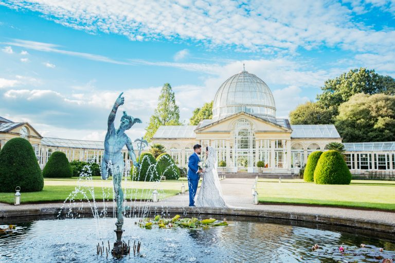 Syon Park the Great Observatory: Khalida & Shahnoor Wedding Photo