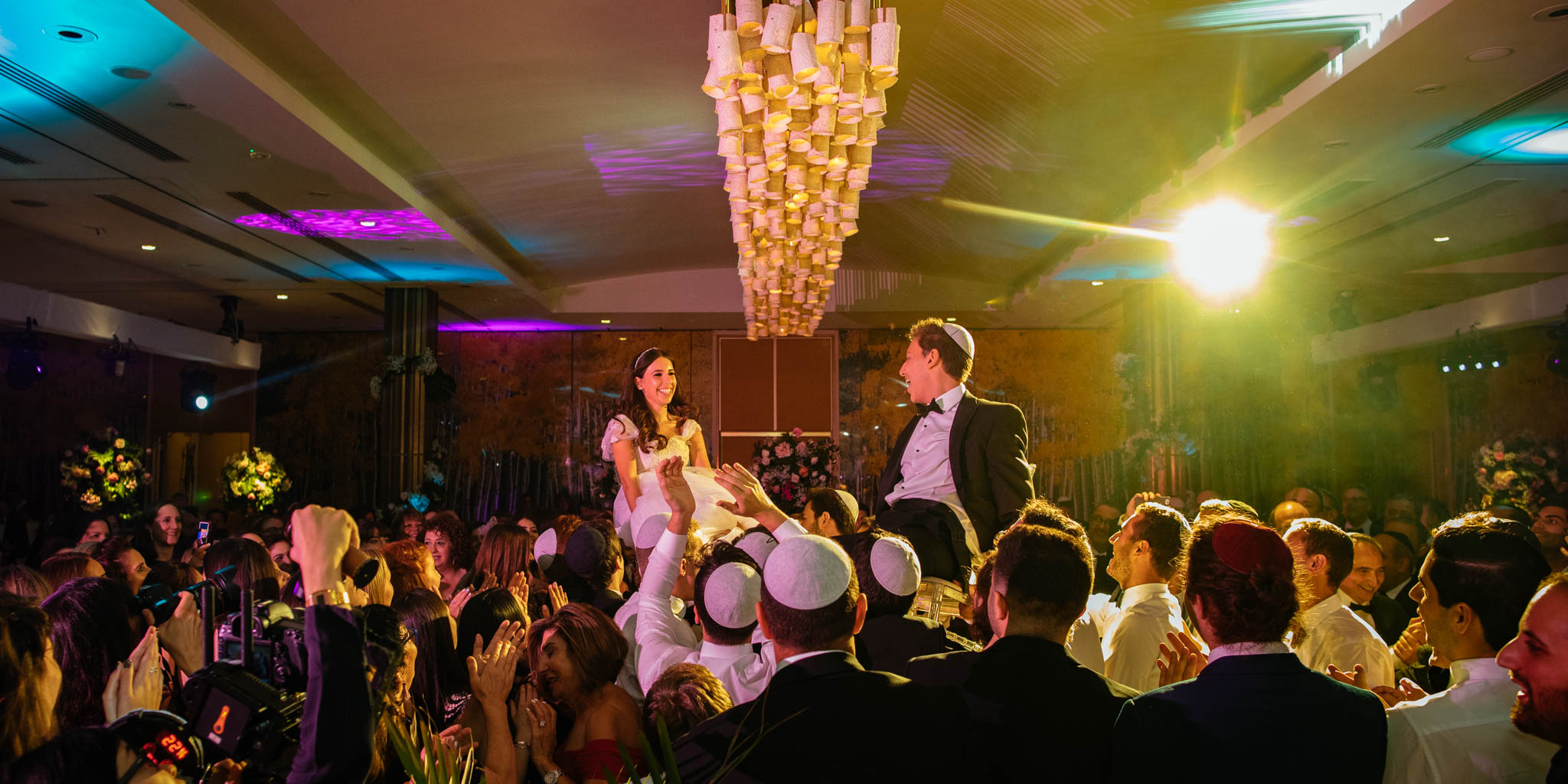 The Grove: Daniella & Eli Jewish Wedding Photos