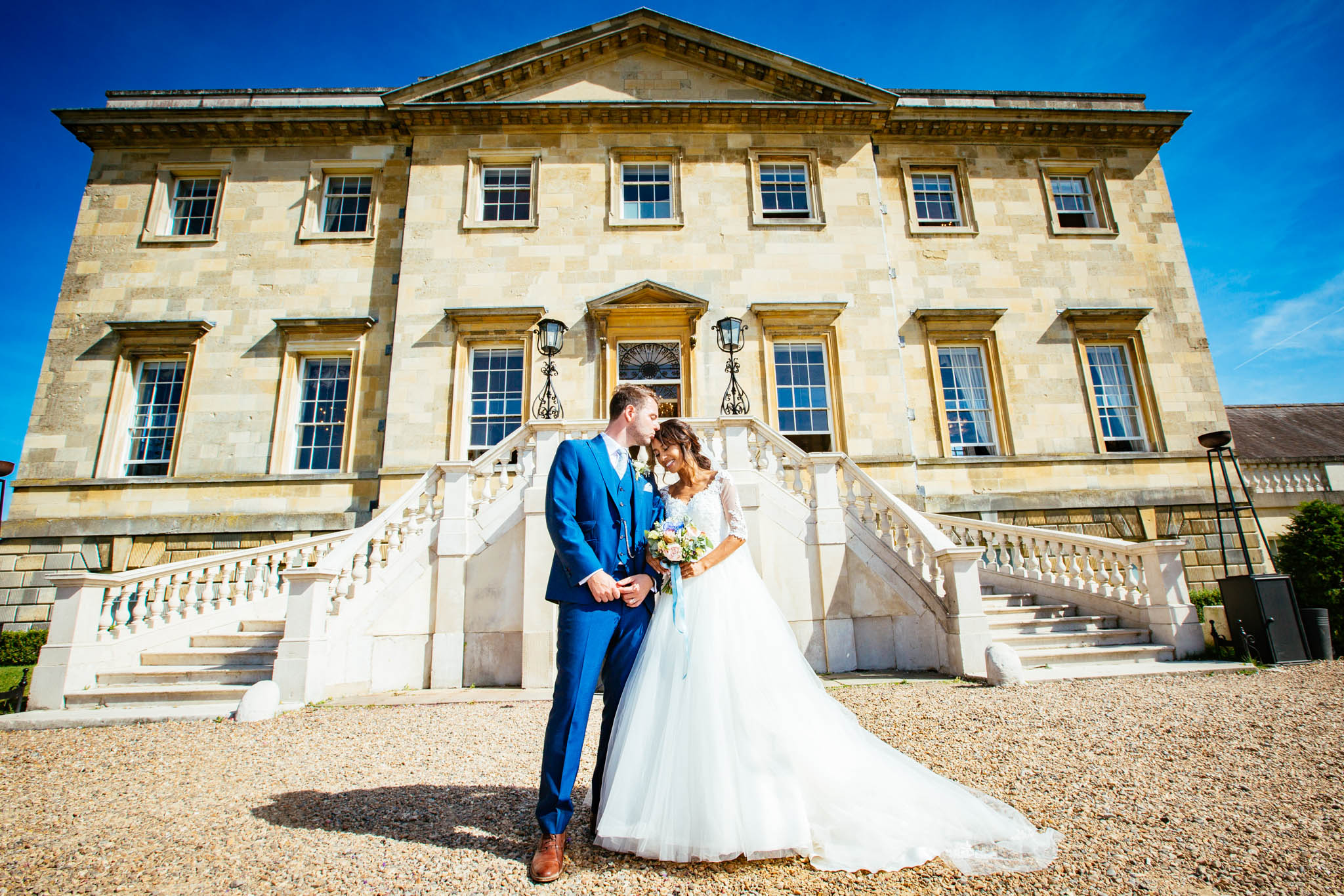 Botleys Mansion: Shaila & Andy Wedding Photos