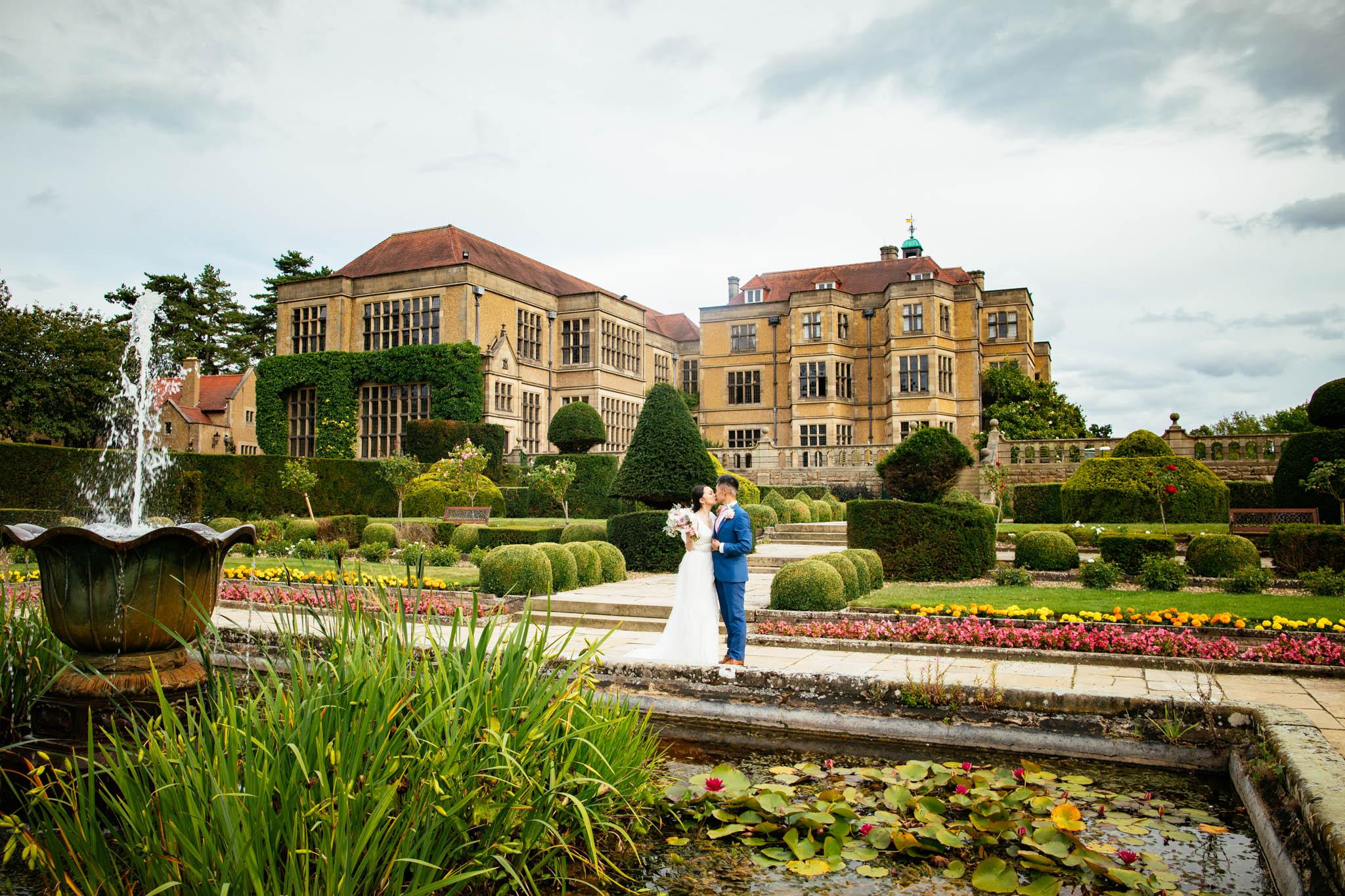 Fanham Halls: Christine & Alex Wedding Photos
