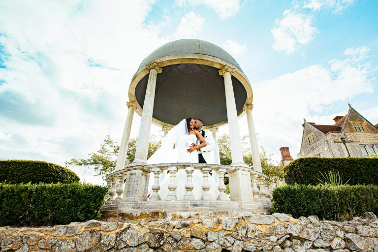 Froyle Park Hampshire: Faran & Chad Wedding Photos