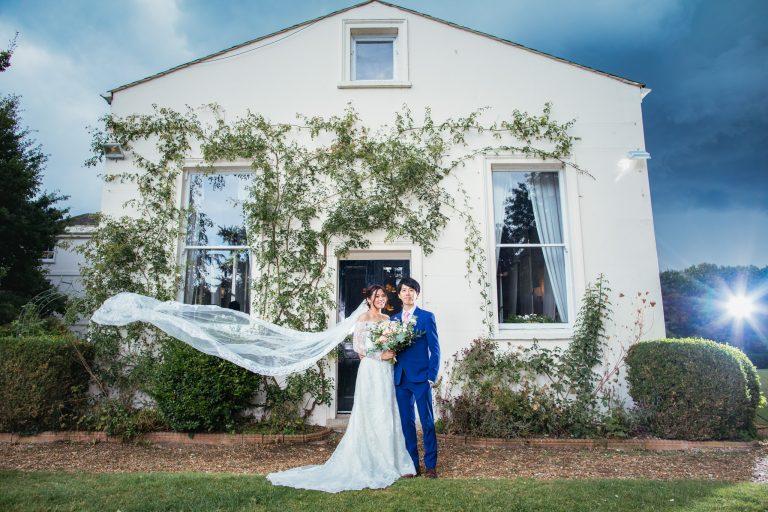 Morden Hall : Lai & Mikey Wedding Photos