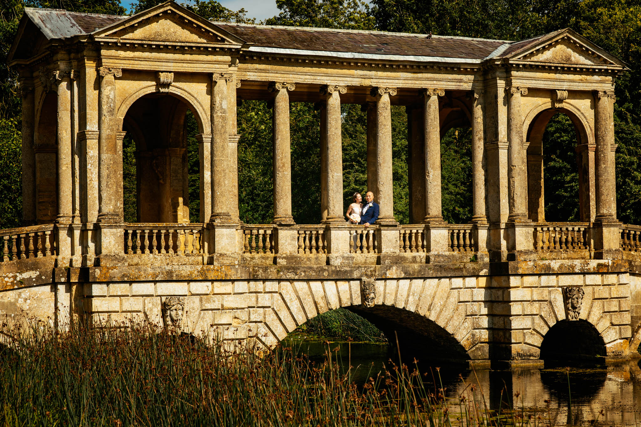 Stowe House: Estee & Adrian Wedding Photos