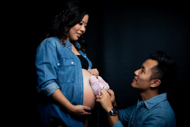 Maternity shoot: Elaine & Jeffrey