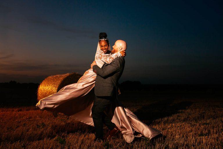 The Blazing Donkey Country House: Shakira & Daniel wedding photography