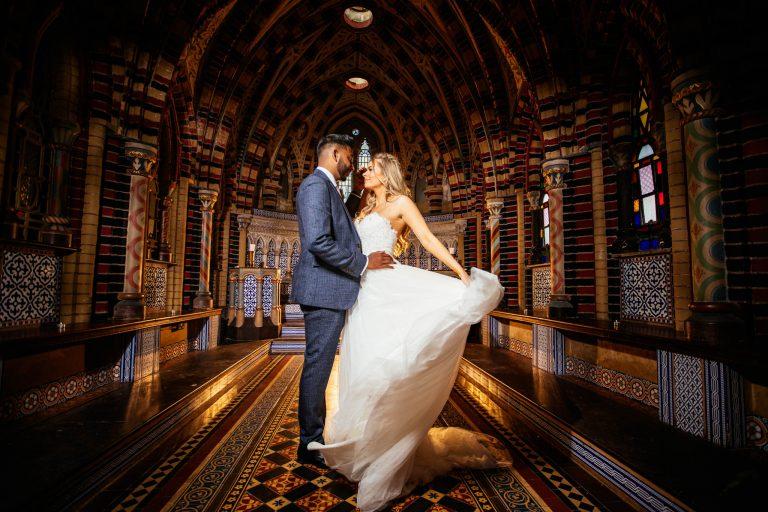Horsley Estate: Chloe & Shwain Wedding Photos