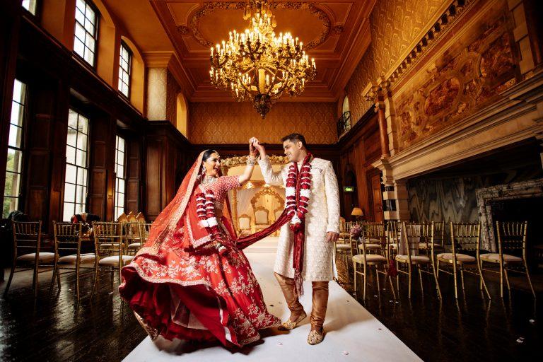 Addington Palace Wedding: Meeta & Sam