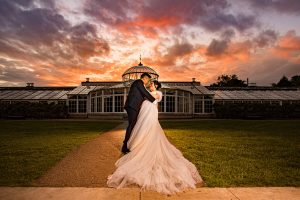Chiswick House & Garden Wedding: Thi & Shabbir