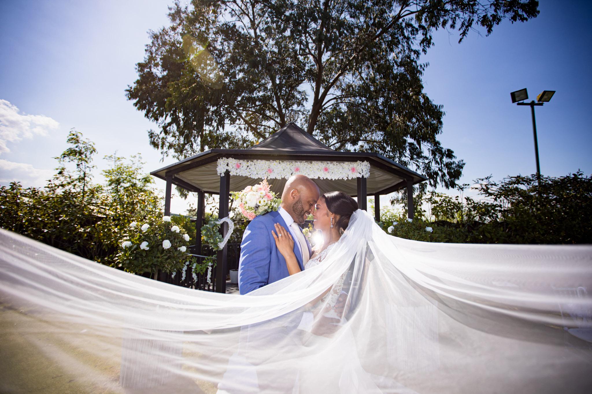 Stock Brook Manor Wedding: Jody & Antoine