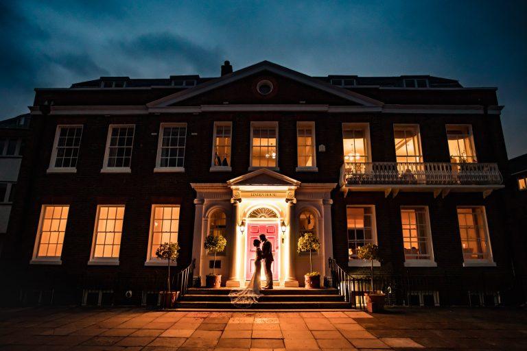 Linden House London Wedding: Dannica & Edward