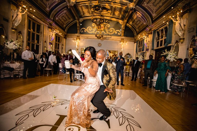 The Old Finsbury Town Hall: Pearl & Sidney Wedding