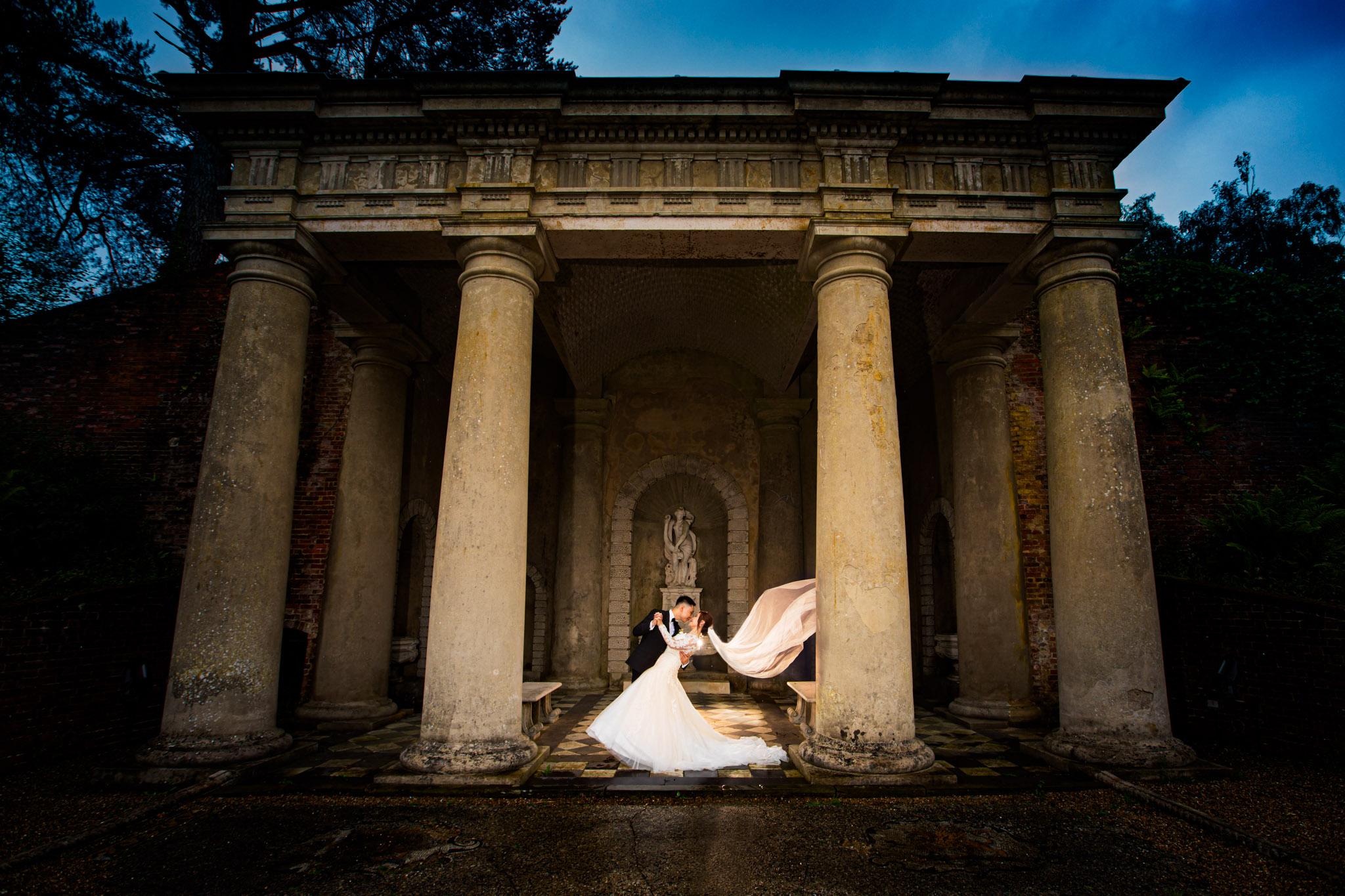 Wotton House: Lilian & Hung Wedding Photos
