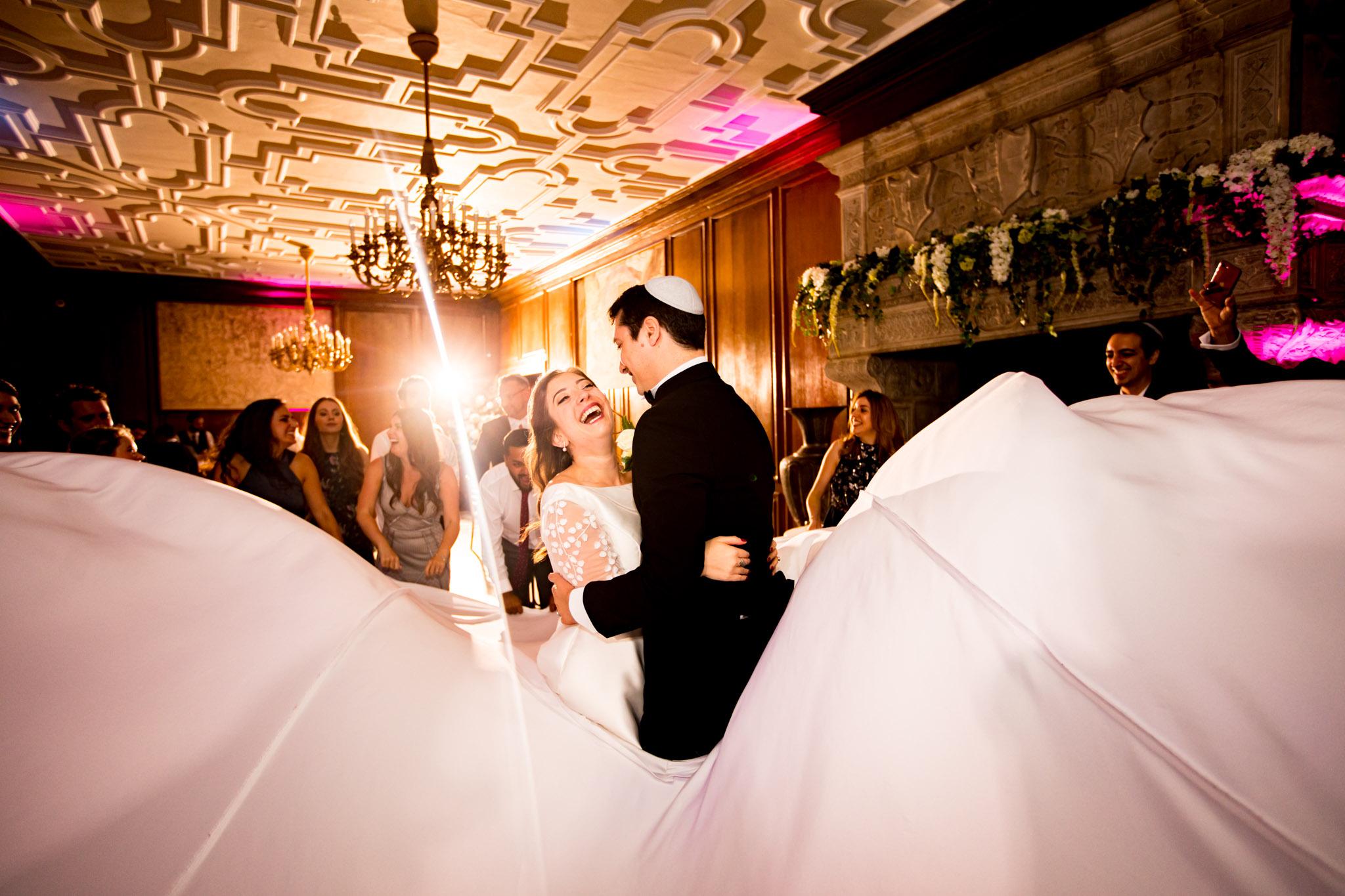 North Mymms Park: Amanda & Daniel's Jewish Wedding Photo