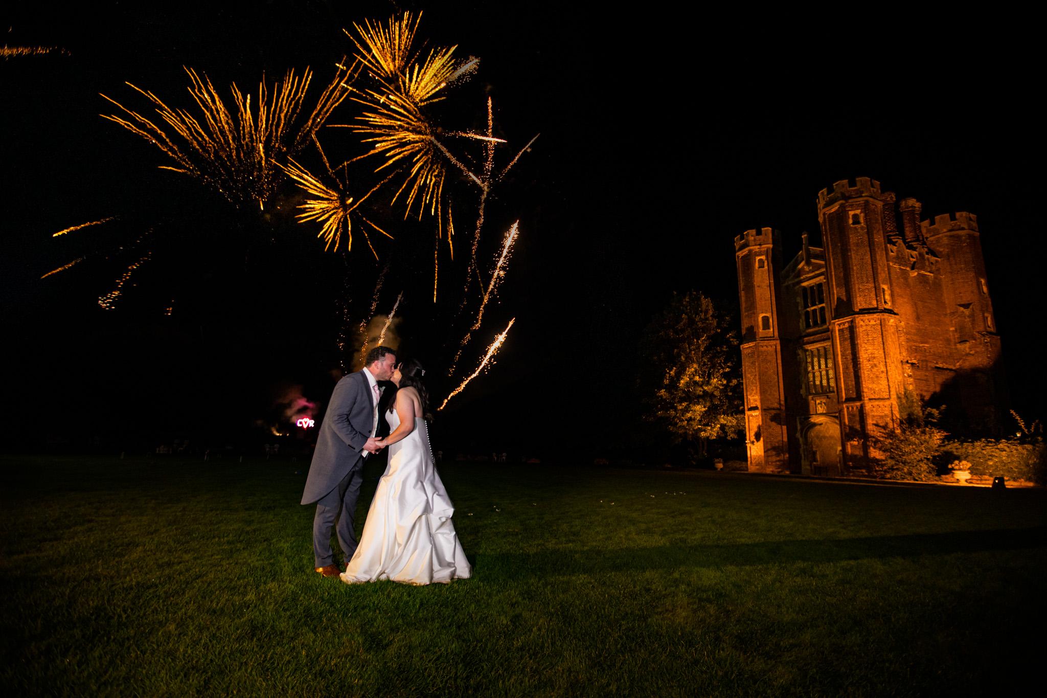 Leeds Priory: Rika & Chris Wedding Photos